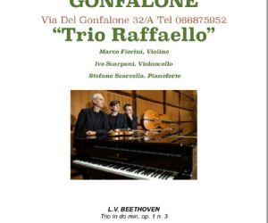 Musiche di Beethoven e Mendelssohn