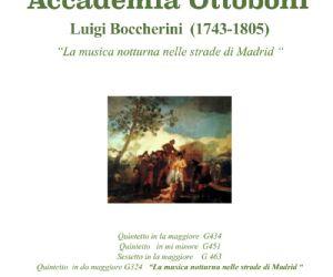 Accademia Ottoboni - Luigi Boccherini