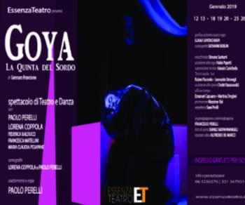 Spettacoli - Goya. La Quinta del sordo