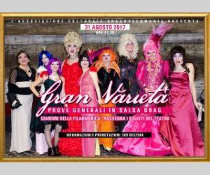 Spettacoli: Gran Varietà! Prove generali in salsa drag