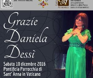 Concerti: Concerto in memoria del soprano Daniela Dessì