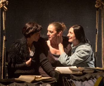 Spettacoli - Le tre sorelle di A.Cechov