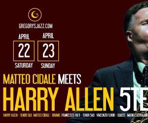 Locali: Harry Allen