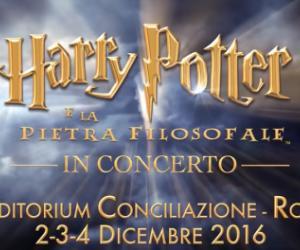 Concerti: Harry Potter e la Pietra Filosofale