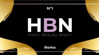 Serate - La prima edizione di Hotel Beauty Night
