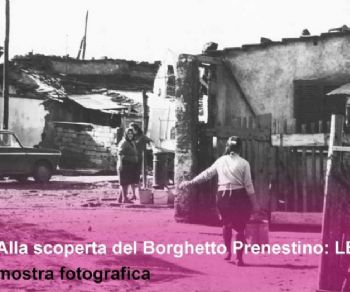 Mostre - Alla scoperta del Borghetto prenestino: Le donne