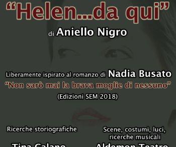 Liberamente ispirato al libro di Nadia Busato 'Non sarò mai la brava moglie di nessuno'