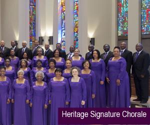 Concerti: The Heritage Signature Chorale