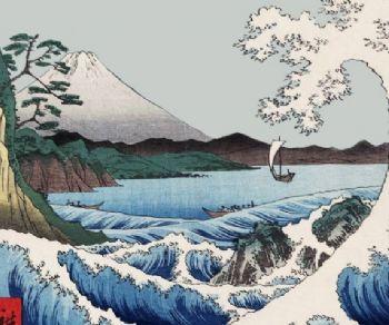 Visite guidate - Hiroshige. Visioni dal Giappone