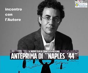 Spettacoli: Proiezione del film NAPLES '44