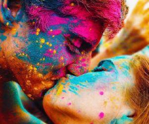 Spettacoli - Holi il festival dei colori