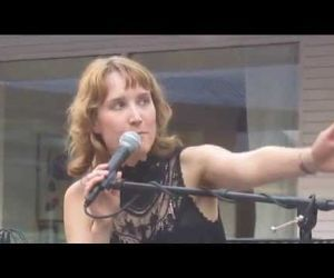 Concerti: When in Rome, Sarah McKenzie