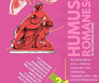 Concerti - Humus Romanesco di Riccardo Manzi