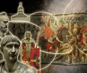 Omaggio alla Colonna di Traiano