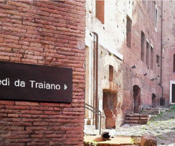 Ai Mercati di Traiano il nuovo ciclo di conferenze dei Martedì da Traiano