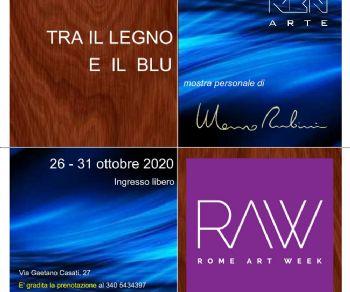 Gallerie - Tra il legno e il blu