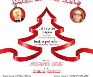 Al teatro Petrolini una divertente commedia