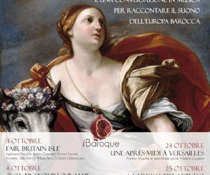 Tre concerti ed una conversazione in musica per raccontare il suono dell'Europa barocca