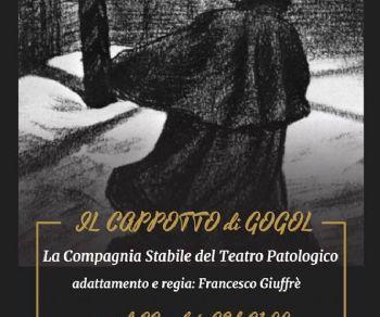 Spettacoli - Il Cappotto di Gogol