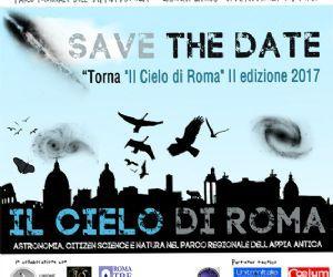 Attività: Il Cielo di Roma 2017