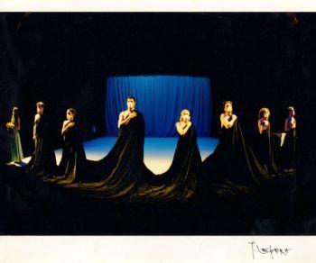 Spettacoli - Il gabbiano di Anton Cechov