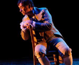 Massimo Wertmuller interpreta la storia romanzata del vetturino Ninetto