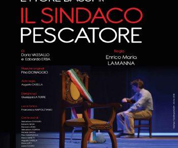 Ettore Bassi in scena per raccontare la storia di un eroe normale, Angelo Vassallo