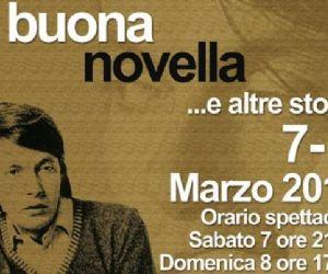 Al Teatro Capocroce di Frascati due appuntamenti dedicati al cantautore genovese