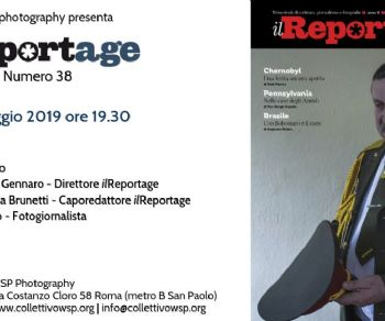 Attività - IlReportage Presentazione del numero 38