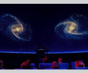 Programma del Planetario del mese di Luglio