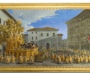 Mostre - Un 'ospite d'onore' al Museo di Roma