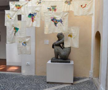 Mostre - Wechselspiel, le installazioni di Paolo Bielli e Susanne Kessler