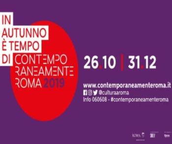 Rassegne - Contemporaneamente Roma 2019
