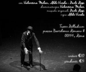 Lo spettacolo è tratto dall'opera di Fernando Pessoa