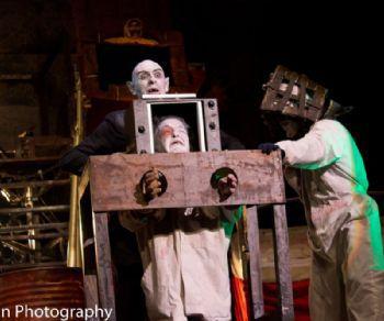 Spettacoli - Il circo degli orrori