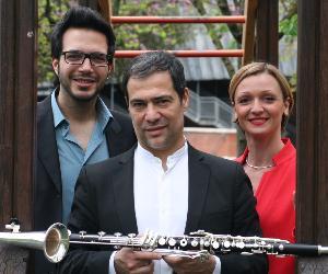 Concerti - Alessandro Carbonare Trio