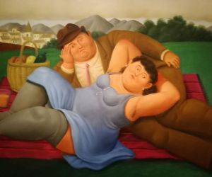Visite guidate - Visita alla mostra di Botero al Vittoriano