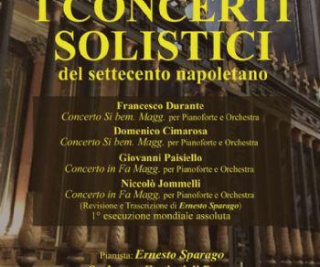 Concerti - I concerti solistici del settecento napoletano