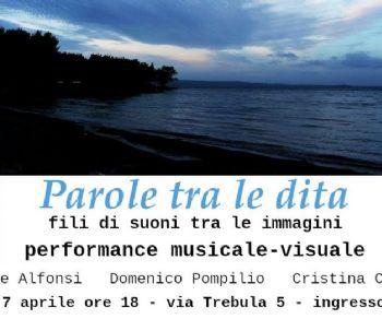 Performance musicale e visuale