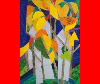 Gallerie - Attraverso un bosco colorato