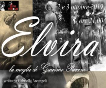 Spettacoli - Elvira, la moglie di Giacomo Puccini