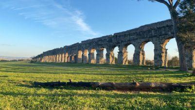 Visite guidate - Il Parco degli Acquedotti fra natura e storia