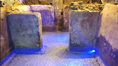 Visite guidate - Il viaggio dell'Aqua Virgo e i sotterranei del Castellum Aquae