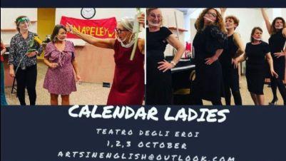 Spettacoli - Calendar Ladies