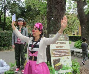 Il Bioparco aderisce alla domenica ecologica del 10 aprile