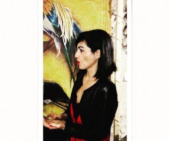 In mostra i lavori di Marta Moi e Caterina Saracino presentati dal curatore Ilaria Giacobbi