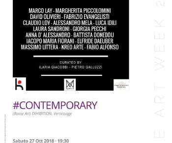 Gallerie - #CONTEMPORARY (Rome) Art Exhibition