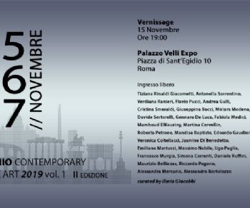 Mostre - Premio Contemporary Rome Art Vol. 1 II Edizione