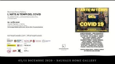 Gallerie: COVID 19 L' Arte ai tempi della Pandemia