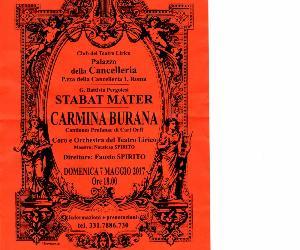 Concerti: Concerto di musica sacra e profana